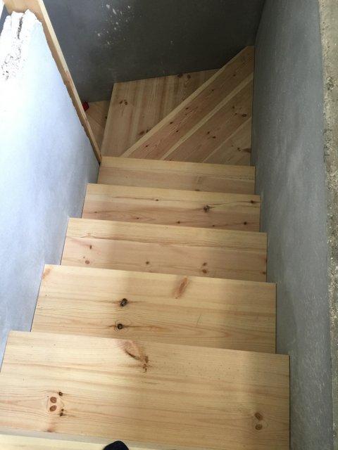 Escaleras - Escalera madera ...