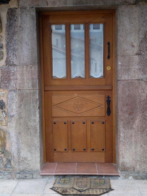 Puertas de entrada - Puertas de entrada con cristal ...