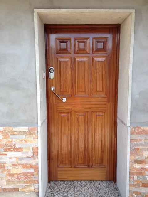 Fotos de puertas de entrada puertas de entrada madrid - Fotos de puertas de entrada ...