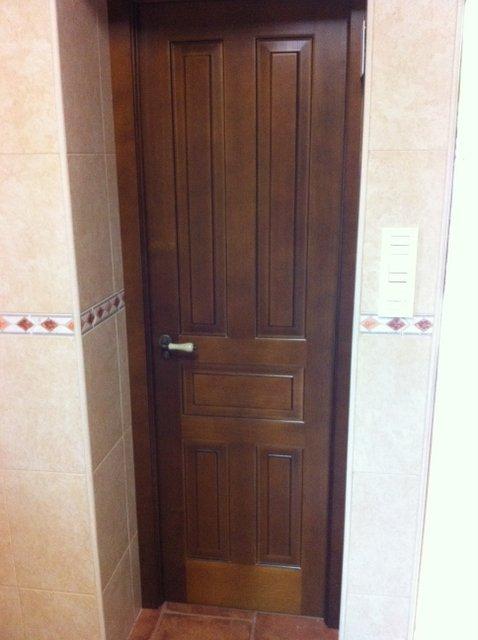 Puertas de interior - Color puertas interiores ...