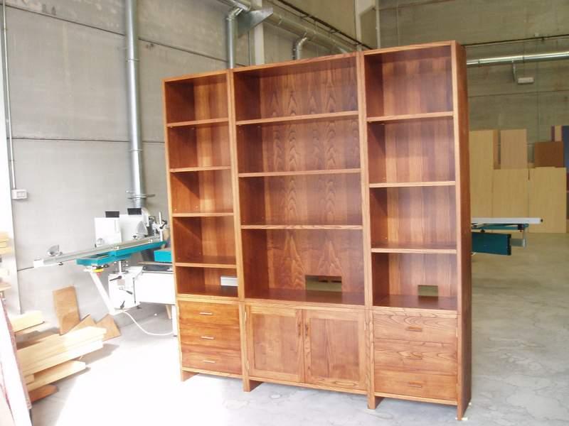 mueble librería para salon