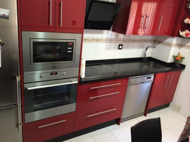 Cocinas - Electrodomesticos de colores ...