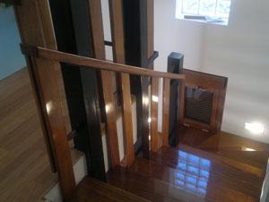 Carpinteria Vegadotos - Escaleras - Carpintería Vegadotos