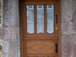 Carpinteria Vegadotos - Puertas de entrada - Carpintería Vegadotos
